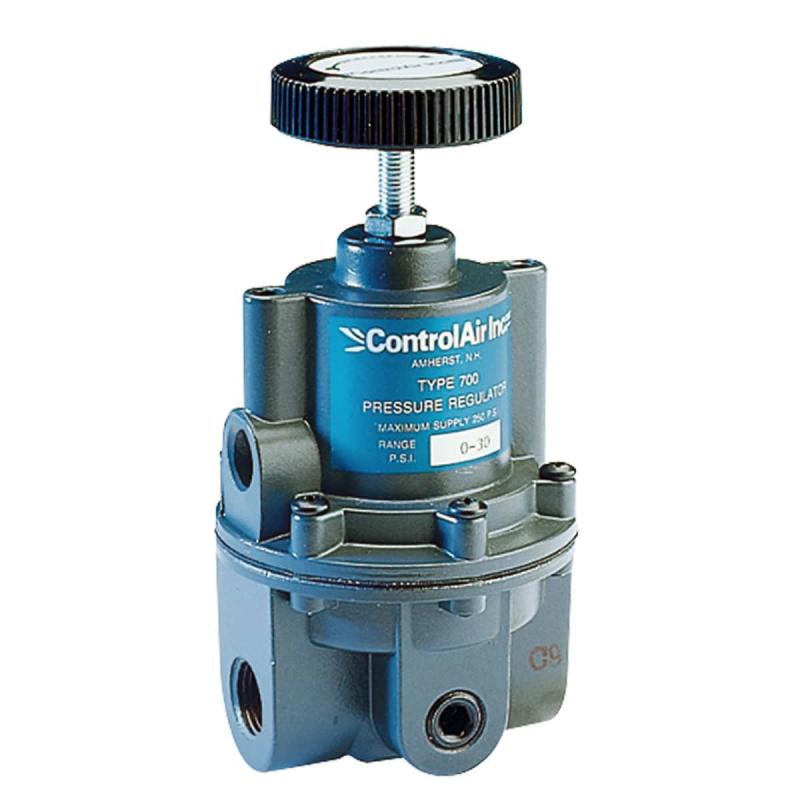 Regulador de presión de alto flujo 700 Series – CONTROL AIR