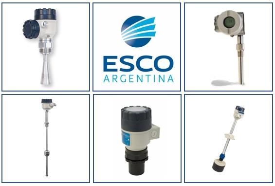 Transmisores de Presión, Temperatura y Nivel