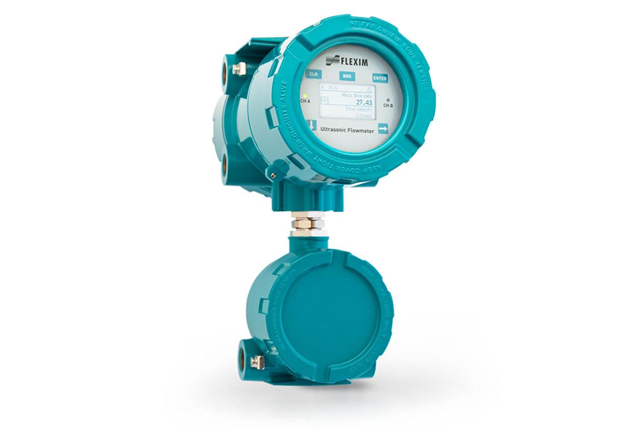 Nuevos Caudalímetros Ultrasónicos para áreas clasificadas – FLUXUS® FG831