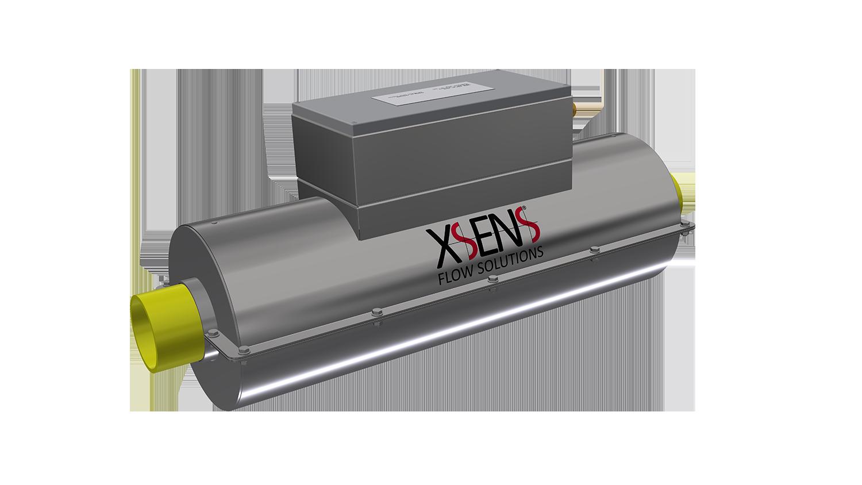Medidor ultrasónico de caudal y corte de agua - XACT DE XSENS