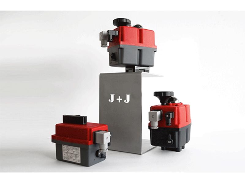 Actuadores Eléctricos Multivoltaje J+J Serie J4/J4C
