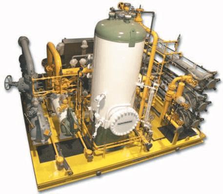 Sistemas Modulares de Acondicionamiento de Fuel Gas