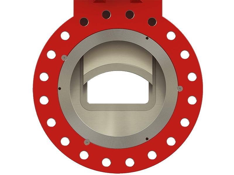 Válvulas para control de fluidos abrasivos - SlurryFlo